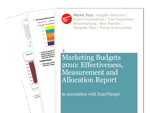 Marketing Budgets 2010