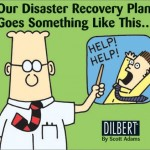 Dilberts Social Media Crisis Strategie by Scott Adams