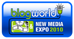 Blogworld in Las Vegas