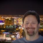 Rick Calvert in Las Vegas