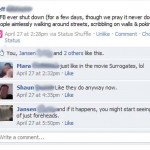 If Facebook shut down ...