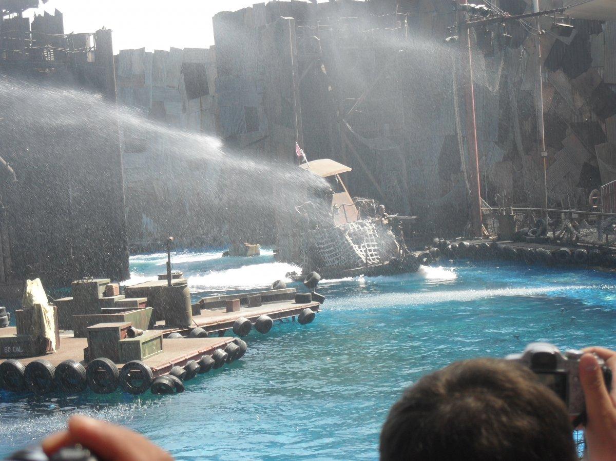 Waterworld Universal Studios