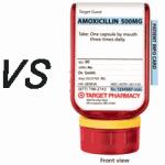 Vergleich Standard vs Target clearRx