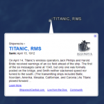 Google trifft Titanic