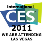 CES 2011 is here