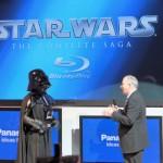 Star Wars auf Blu-Ray