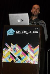 SVB GDC Education Miguel Sicart