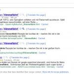 SVB Google Rezept
