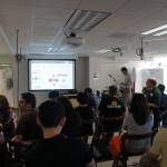 Volles Haus beim 1. Google+ Meetup